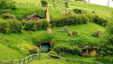 hobbiton movie set nova zelandia matamata