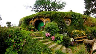 hobbiton movie set nova zelandia matamata