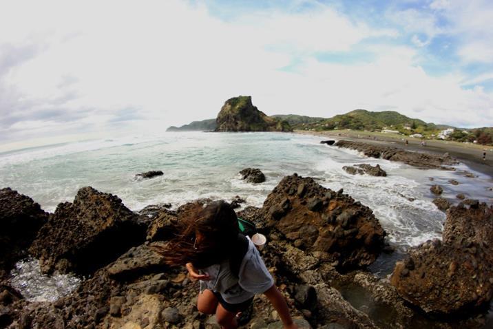 piha praia nova zelandia
