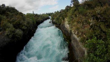 Taupo, na Nova Zelândia