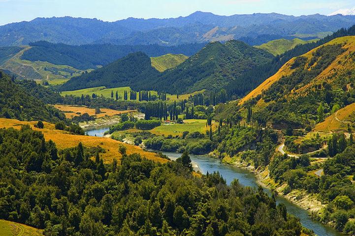 Te Araroa Trail é como se fosse um corredor do extremo norte ao sul do país