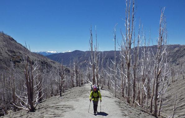 A Greater Patagonian Trail foi criada pelo alemão Jan Dudeck, e percorre trechos na <a href=