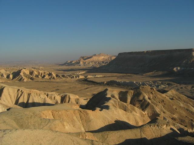 Israel National Trail é uma viagem à história e paisagens dos escritos biblícos