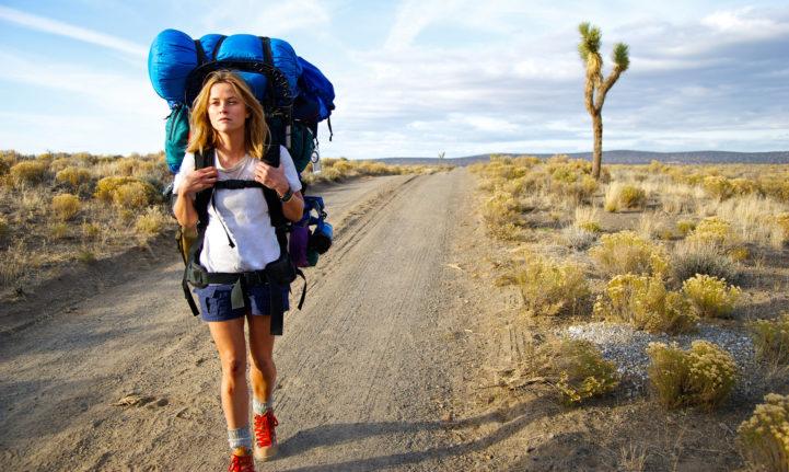 A Pacific Crest Trail tem 4.264 quilômetros de extensão, passando pelos EUA até o Canadá