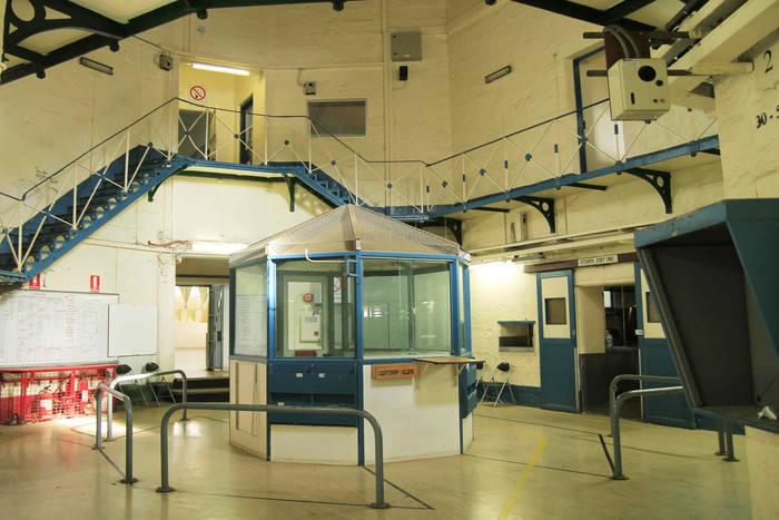 HM Prison em Beechworth (Foto: Thaís Sabino)