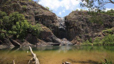 Gunlom, Kakadu National Park, na Austrália (Foto: Thaís Sabino)